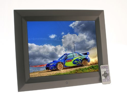Living Images 15-Inch Digital Photo & Video Frame with 2GB Memory ...