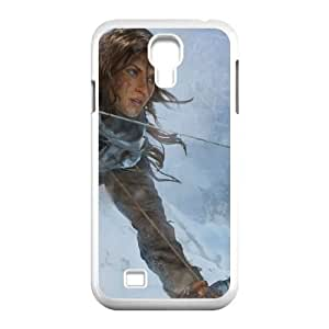 rise of the tomb raider concept art Samsung Galaxy S4 9500 Cell Phone Case White xlb2-109231