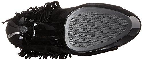 Ellie Shoes Women's Black Boot 609 Aponi rgwrqxSA