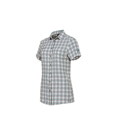 Mammut Alessandria Shirt Women (Shortsleeve/Sleeveless Shirts) lava/dark lava