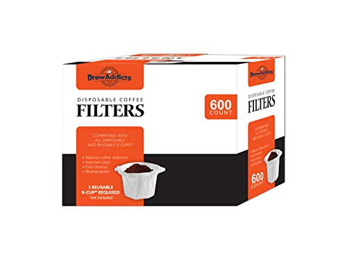 Best Paper Coffee Filters - Brew Addicts Disposable Coffee Paper Filters