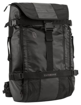 Timbuk2 Aviator Travel Backpack, Black, Medium