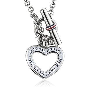 Tommy Hilfiger Jewelry – 2700277 – Collier Femme – Acier Inoxydable