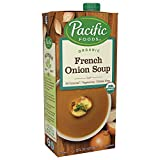 Pacific Foods Organic French Onion Soup, 32oz, 12oz