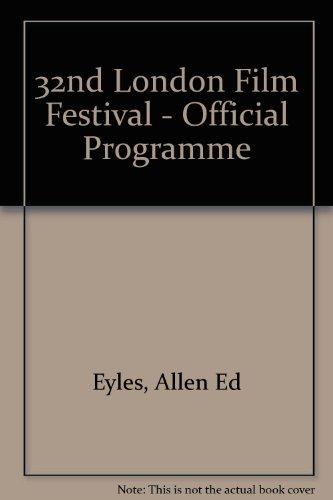 32nd London Film Festival - Official Programme