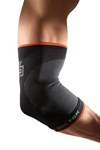 Shock Doctor SVR Compression Elbow Sleeve Black, X-Large