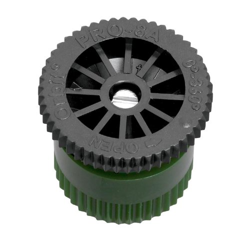 10 Pack - Orbit 8 Foot Spray Adjustable Pop-Up Sprinkler Head Nozzle