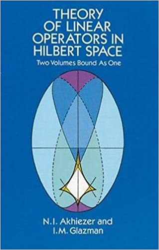 Theory of linear operators in hilbert space dover books on theory of linear operators in hilbert space dover books on mathematics n i akhiezer i m glazman mathematics 9780486677484 amazon books fandeluxe Gallery