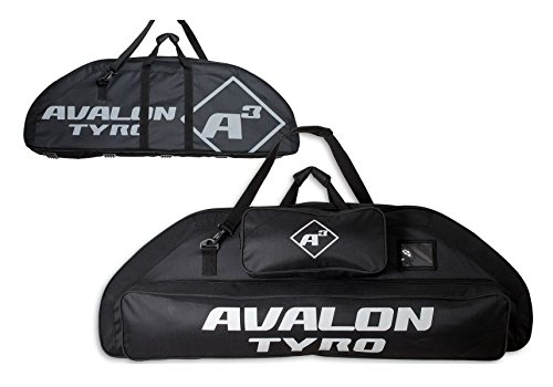 AVALON A3 TYRO COMPOUND BOW BAG WITH 2 POCKETS