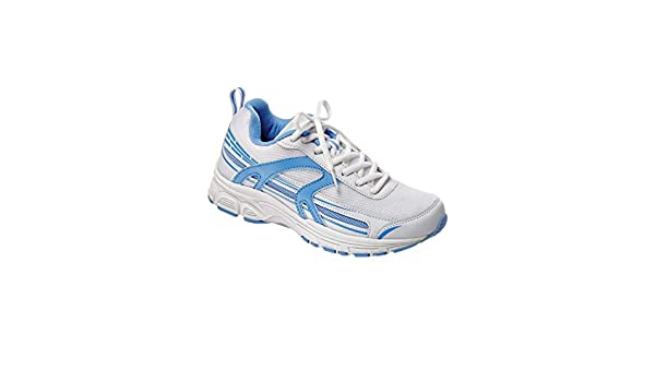 Carol Wright Gifts Athletic Sneaker Medium Medium White Color White Size 9-1//2 Size 9-1//2