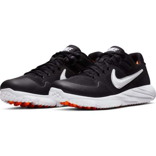 free shipping 3978b 00f90 Amazon.com   Nike Men s Alpha Huarache Elite 2 Turf Baseball Cleats    Basketball