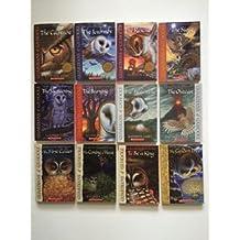 Guardians of Ga'Hoole (Books #1-12) Capture, Journey; Rescue; Seige; Burning; Hatchling; Outcast...