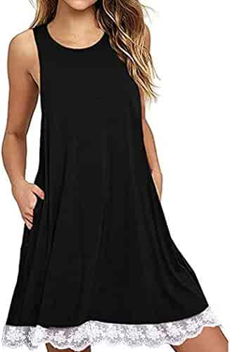 c75088e3c3 Shopping Scoop Neck - Dresses - Clothing - Women - Clothing, Shoes ...