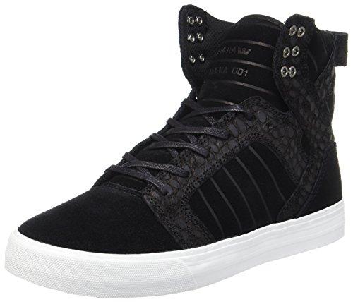 Uomo Cayman Skytop Supra Collo Black a Sneaker Alto Nero qBqXxRHwv