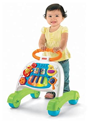 Fisher-price 2-in-1 Singing Band Walker by Fisher-Price