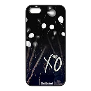 DIY Hard Snap-on Backcover Case for iphone 5c iphone 5c,- The Weeknd XO