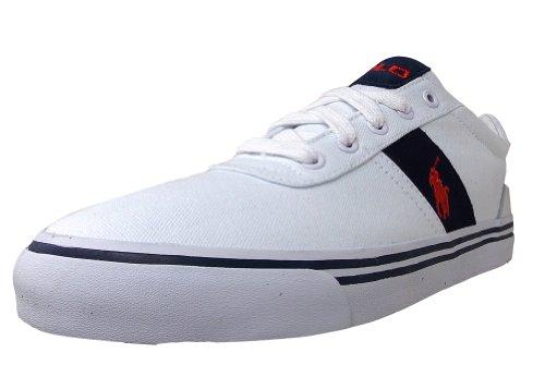 Polo Ralph Lauren - Hanford Herren White Navy Red