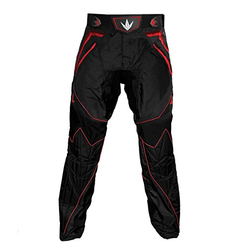 Bunker Kings Supreme Paintball Pants - Red - 2X (Pants Red Paintball)