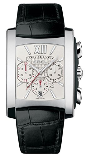 Ebel-Brasilia-Chronograph-Automatic-Stainless-Steel-Mens-Strap-Watch-9126M5264BR35136