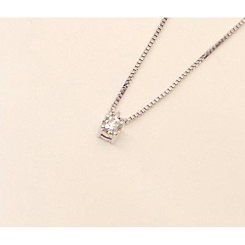 Collier Salvini Femme 20001007410or blanc diamant