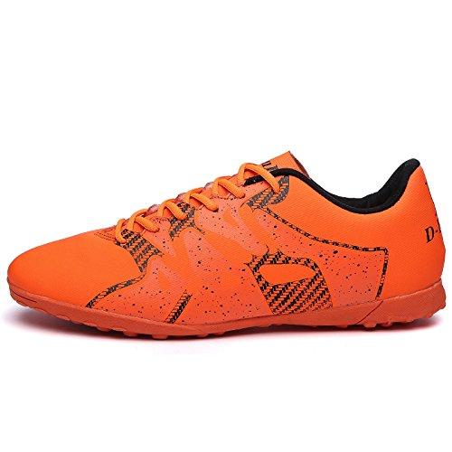 Xing Lin Fußballschuhe Sommer Mädchen Und Jungen Junior Football Schuhe 41 42 43 Yards Orange