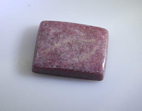 rhodochrosite lâche émeraude pierre précieuse coupe cabochon 1 pc 23x29 mm stcbrho-1028