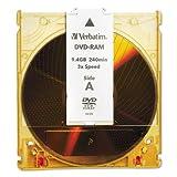 VER95003 - Verbatim DVD-RAM 9.4GB 3X Double
