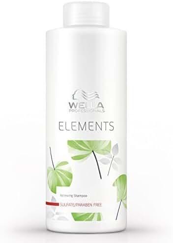 Wella Elements Renewing Shampoo 33.8 oz / Liter sulfate paraben free by Wella