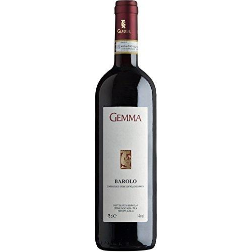 ジェンマ バローロ 750ml [イタリア/赤ワイン/辛口/フルボディ]