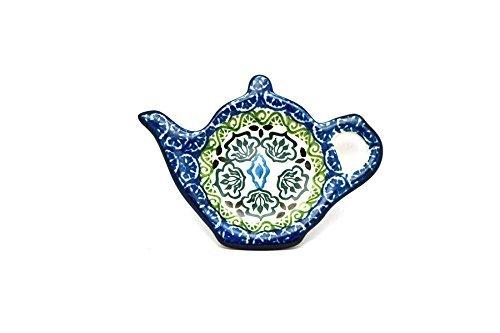 ポーランド食器茶バッグホルダー – Tranquility B014IEE6MG