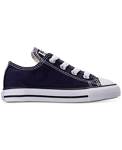 Converse Infant/Toddler's Chuck Taylor All Star Low Fashion Shoe Midnight Indigo 9C