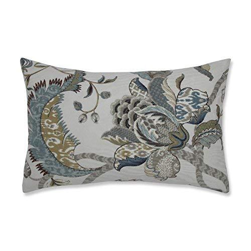Pillow Perfect Finders Keepers Rectangular Throw Pillow, Blue [並行輸入品] B07RCDF31W