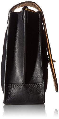 Taille Taille bandoulière Noir coloré Unique Sac zfTXqg