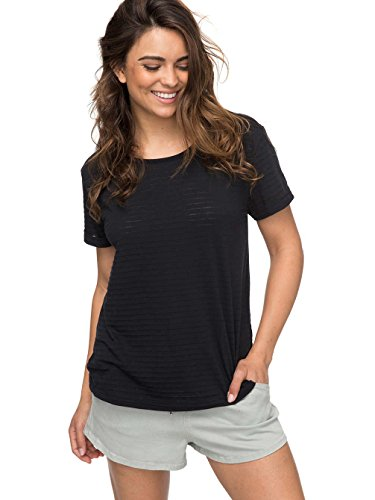 Roxy Earlybird T-Shirt - Anthracite