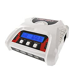 Venom 2-4 Cell Acdc Rc Lipo Dual Battery Balance Charger