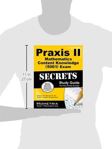 Praxis II Mathematics: Content Knowledge (5061) Exam Secrets Study ...