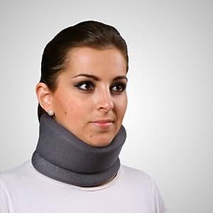 Collarín cervical blando- Emo (Color gris) talla l (48 cm)
