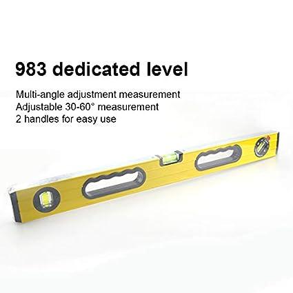 230mm eamqrkt R/ègle Horizontale Multifonction Haute pr/écision magn/étique /à roulement /élev/é et r/ésistant /à la Rouille