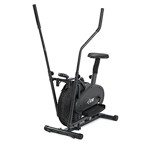 Akonza Elliptical Bike 2 IN 1 Cross Trainer Exercise Fitness Machine Home Gym Workout - Home Elliptical Trainer