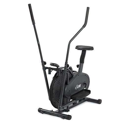 Akonza Elliptical Bike 2 IN 1 Cross Trainer Exercise Fitness Machine Home Gym Workout Akonza