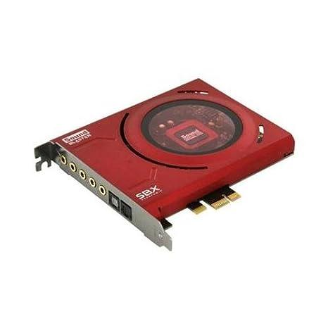 Creative Labs Sound Blaster Z PCIe Interno 5.1channels PCI-E ...