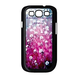 God Use Your Own Image Phone Case for Samsung Galaxy S3 I9300,customized case cover ygtg-327804 Kimberly Kurzendoerfer