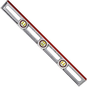 Sands Level & Tool SL2424 24-Inch Professional Cast Aluminum Level