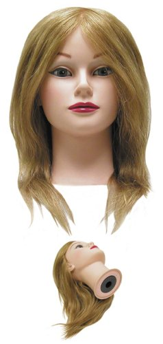 Hairart 18'' Deluxe Mannequin Head #4318b by Hair Art