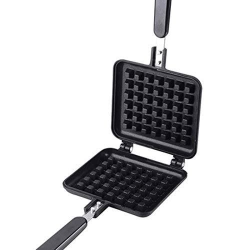 Amazon com: LoLa Ling Non-stick DIY Household Waffle Pan Plate
