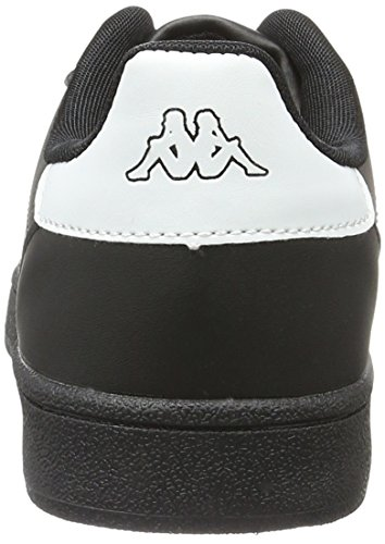 Negro 1110 Adulto Black Unisex Zapatillas Olymp White Kappa 8qxUIwaU
