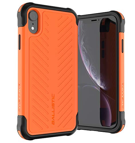 Ballistic Case Co. orange iphone xr case 2019