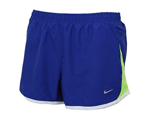 Nike Damen Short Tempo Profond Bleu Royal
