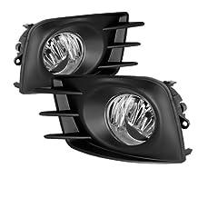 Spyder Auto FL-STC2011-C Scion TC Clear OEM Fog Light