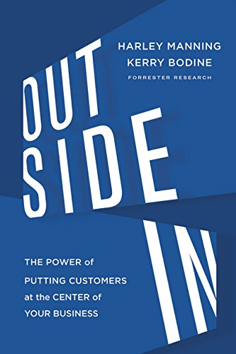 Outside In: The Power of Putting Customers at the Center of Your Business [Harley Manning - Kerry Bodine] (Tapa Dura)